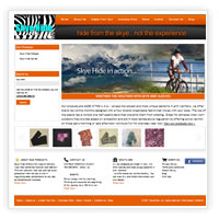 Ecommerce Web Design for Atheletes