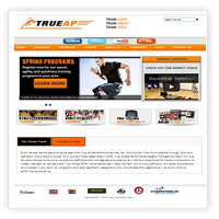 Sports Web Design Loudoun County