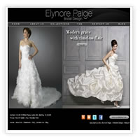 Web Design Bridal Design