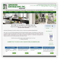Web Design for Loudoun County Home Improvement Firm