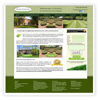 Web Design Lawn Care
