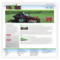 Web Design Lawn and Landscape