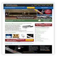 Web Design for Plumbing Contractor in Virginia