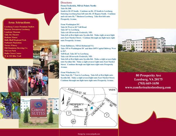 Hotel Brochure Samples