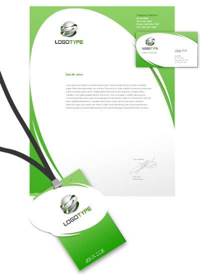 Corporate Identity Graphic Design