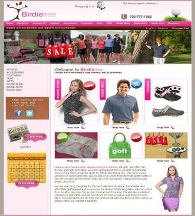 ecommerce web design leesburg