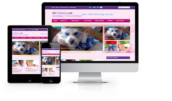 membership web design
