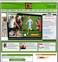 Sports Web Design Chantilly, Fairfax, VA