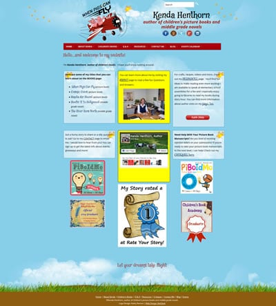 Web Design for Children Author