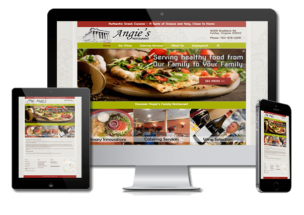 Website Design Virginia