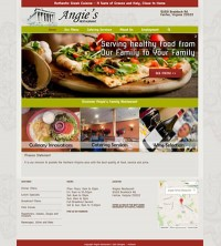 web design restaurant fairfax virginia