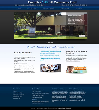 Corporate Web Design Washington DC USA