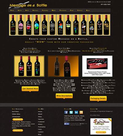 e.Commerce Web Design
