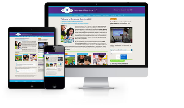 Responsive Medical Web Design