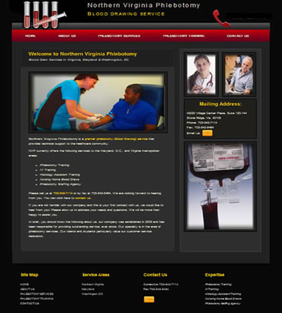 Medical Web Design VA