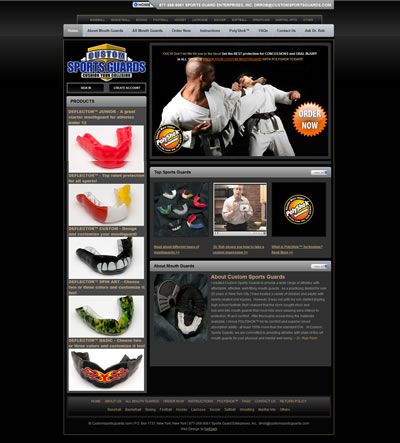 Sports Web Design New York