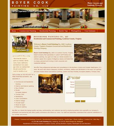 Sterling Web Design