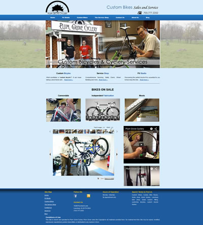 Web Design Leesburg, Virginia