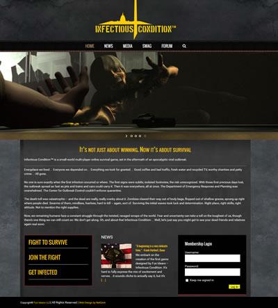 Web Design Video Games