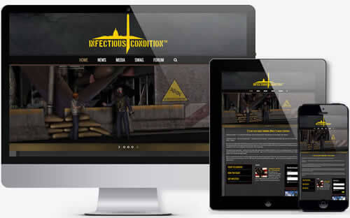 Responsive Web Design-Portfolio Virginia USA