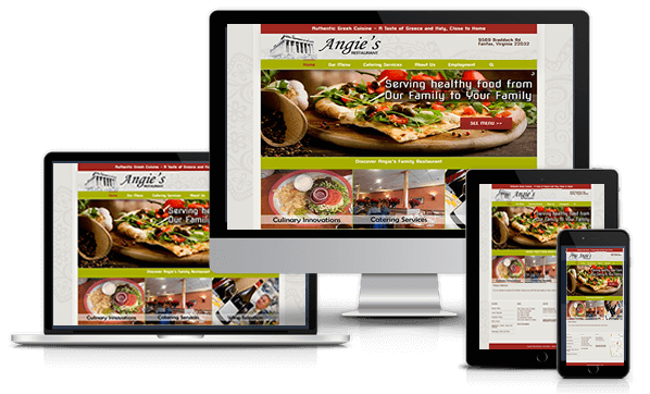 Responsive Web Design Virginia