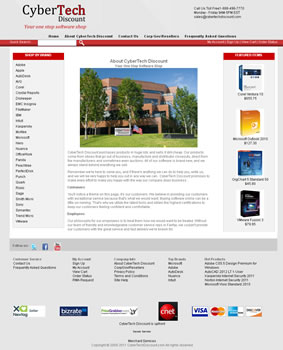Web Design Lucketts Virginia