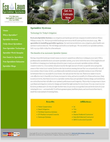 Web Design Prince William County