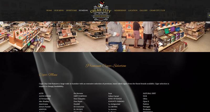 Web Design Cigar City