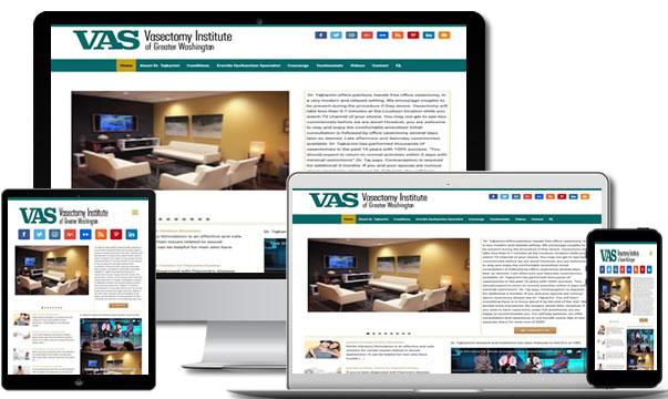 Medical Web Design Virginia