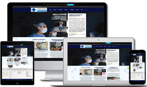 Virginia Medical Web Design