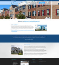 Virginia Property Management Web Design