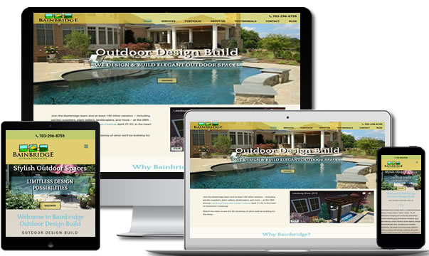 Home Sevices Web Design