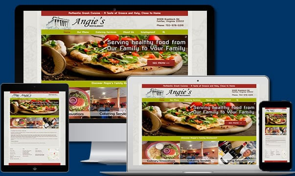 Responsive Website Design Virginia