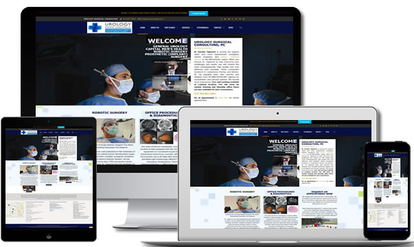 Leesburg Medical Web Design